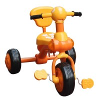 Luxury musical children tricycle,with 3C certificate,safety,durable and practicable.