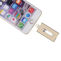 i-flash drive, CellPhone OTG USB Flash memory stick for iphone 6/5 ipad lightning Pen drive, For Android Smartphone
