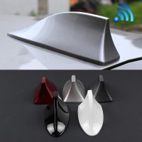 Fit for Seat Leon shark antenna special car radio aerials shark fin auto antenna signal newest design Seat Leon Fr Supercopa,5 Colors Optional Black ,Red , white , gray ,  Silver
