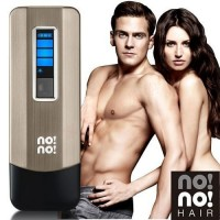 Beauty Health Electric Epilator Hair Removal No! No! Pro3 Hair Removal Depilator No Pain