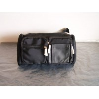 waist bag black belt bag brand fanny pack waist pack running bag