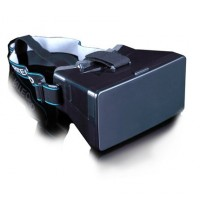 3D of the two generation mobile phone 3D virtual reality glasses storm mirror general head mounted stereoscopic 3D glasses