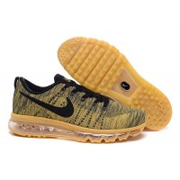 Flyknit Air Max 2015 running shoes for men high quality free shipping