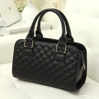 2015 Summer Newly Women Shoulder bags Plaid Women Tote bagsFree Shipping