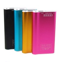 2600mAh Portable USB Solar Power Bank Battery Charger For Mobile Phone MP3 MP4