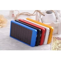2600mAh Solar Charger Portable USB Solar Power Bank Charger for Mobile Phone MP3 MP4