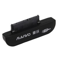 MAIWO K103U3 Small SATA to USB 3.0 Adapter 5Gbps HDD Docking Station Hard Drive Enclosure for 2.5'' SATA Newest