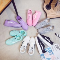2016 New Spring and Summer Small White Shoes Canvas Shoes Female Tourism Shoes Female Students Casual Shoes
