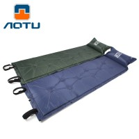 Single Person Can Be Spliced Automatically Inflatable Pad Room Nap Pad Camping Tent Mats Moistureproof Mats