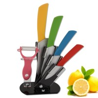 Kitchen Knife Ceramic Knife Set 5pcs Set Ceramic Knife Fruit Knife