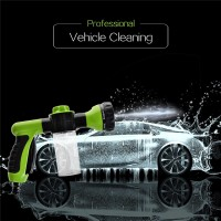 Bubble Water Gun Car Washing Water Gun High Pressure Car with Foam Water Gun Home Brush Car Bubble Gun