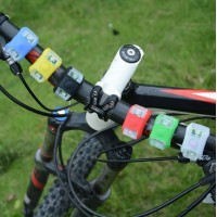 Bicycle lights six generations of frog lights mountain bike decorative lights security warning lights bicycle accessories and equipment
