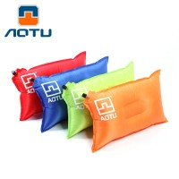 Outdoor Inflatable Pillow Travel Pillow Camping Camping Sleeping Bag Pillow