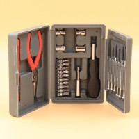 Home Combination Maintenance Tools 24PC Single Clamp Utility Knife Portable Screwdriver Set of Tools