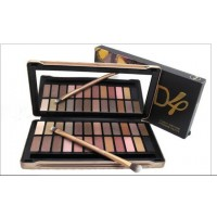 2015 New Makeup set 24 Colors palette nake4 eyeshadow palettes with brush