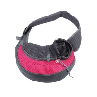 Pet Carrier Dog Carrier Cat Puppy Small Animal Pet Sling Front Carrier Mesh Comfort Travel Tote Shoulder Bag Pet Backpack