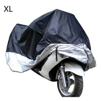 Hot Sale XL Motorcycle Cover Waterproof Outdoor UV/Dust Protector Bike Rain Dustproof Cover for Motorcycle Scooter MotocrossBike