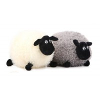 30cm 40cm 50cm Shaun The Sheep Plush Toys Kawaii Kids Toys Birthday Party Brinquedos for Kids Gifts