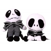 The Nightmare Before Christmas Jack Plush Toys (20cm/7.8in)