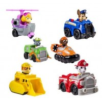 Russian Kids Puppy Paw Patrol Puppy Electric Set Toy Minifigures Action Dog Brinquedos Model Juguetes