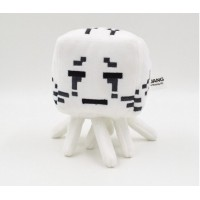 2015 Minecraft Plush Toys 2pcs one lot 16CM Ghast Animal Plush Stuffed Toys Kids High Quality Soft Plush Dolls Factory Price Holiday Gift