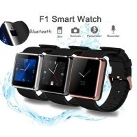 Original Bluetooth Smart Watch Phone F1 Waterproof Smartwatch Wristwatch with Camera for Samsung HTC Xiaomi Android Smartphones