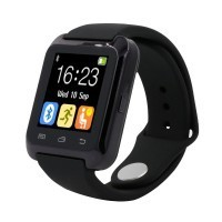 Original Bluetooth U80 Smart Watch BT-notification Anti-Lost MTK WristWatch for Samsung S4/Note 2/Note 3 Android Phone