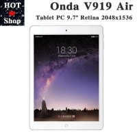 2015 NEW HOT Onda V919 3G Air Phone Call Tablet PC 9.7 Inch MTK8392 Octa Core 2.0GHz IPS 2048x1536 Retina Android 4.4
