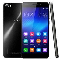 Original Huawei Honor 6 Dual SIM 4G LTE FDD Mobile Phone Octa Core 3GB 16GB Android 4.4 5.0'' inch IPS 1920*1080p 13MP Play Store GPS