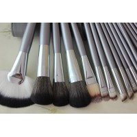 The Newest comestic tooll Persian wool Professional Foundation Powder Blush makeup brush set kit 20pcs