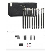 Wholesale 2016 New Zoeva  Complete Brush Kit 12PCS Genuine Quality Eye Makeup Brush Sets