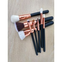 Make Up Brush Set Makeup Brushes Professional Cosmetic Brush Kit Nylon Hair Wood Handle Eyeshadow Foundation Tools