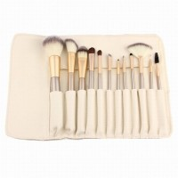 Hot sale 12Pcs set Makeup Brush kit Sets for eyeshadow Brushes Cosmetic Brushes Tool with Professional Make Up Brush kit Beauty eye FaceTool