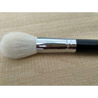 New ZOEVA 105 LUXE HIGHLIGHT Brush Black blusher bronzer highlight brushes Maekup Tools Goat Hair Brush Maquillage
