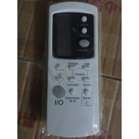 GALANZ AIR CONDITIONER REMOTE CONTROL