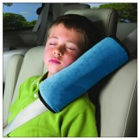 1pcs Baby Car Auto Safety Seat Belt Harness Shoulder Pad Cover Children Protection Covers Cushion Support Pillow