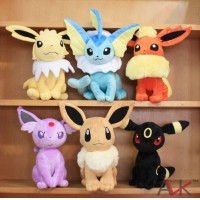 Pokemon Plush Dolls Toys 12