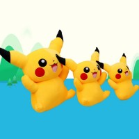 35 cm High Quality cute Pokemon Pikachu Plush Toys High Quality Very Cute Pokemon Plush Toys For Children's Gift