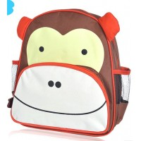 brand Hot Selling Cute Cartoon Baby Bag Children's Backpacks Oxford Canvas Kids Backpack Schoolbag freeshipping1