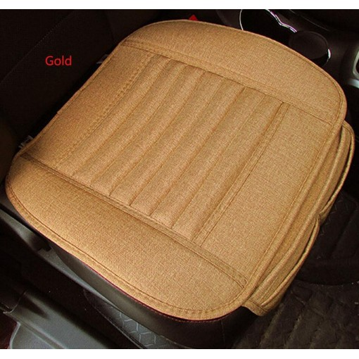 universal linen auto seats mat cover car decoration chair pad seat cushion global. Black Bedroom Furniture Sets. Home Design Ideas