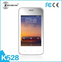 Kenxinda K528 3.5inch 3g Dual-core 2.0mp Android Cellphone
