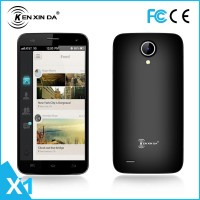 Kenxinda X1 5 Inch Mobile Phone Android 4.4 Dual Sim Slot Dual Core GPS Bluetooth, 2g/3g Phablet Mtk6582 CPU Smart Phone