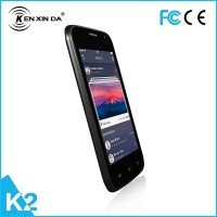 Kenxinda K2 4.0 Inch Mobile Phone Android 4.4 Dual Sim Slot Dual Core GPS Bluetooth, 2g/3g Phablet Mtk6572 CPU Smart Phone