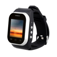 Kenxinda W1 Bluetooth Smart Watch WristWatch Phone with Camera Touch Screen+keypad for Android phone Smartphone