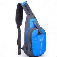 Chest Shoulder Unbalance Gym Fanny Backpack Sack Satchel Outdoor Bike