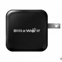 BlitzWolf  USB 2.4A Double Hole Charger USA Adapter