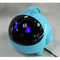 SSJ Robot astronaut Rechargeable Portable Multimedia Speaker - USB2.0 cartoon mini Multimedia Devices subwoofer