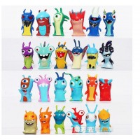 Brand New Slugterra Slugs Figure Toy 24PCS SetBrand New Slugterra Slugs Figure Toy 24PCS Set<br>