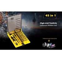 Precision 45 In 1 Electron Torx Mini Magnetic Screwdriver Tool Set hand tools Screwdrivers Kit Opening Repair Phone Tools JacklyPrecision 45 In 1 Electron Torx Mini Magnetic Screwdriver Tool Set hand tools Screwdrivers Kit Opening Repair Phone Tools Jackly<br>
