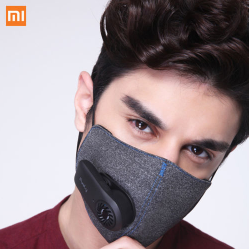 Xiaomi Purely KN95 Anti-Pollution Air Mask with PM2.5 550mAh Battreies RechargeXiaomi Purely KN95 Anti-Pollution Air Mask with PM2.5 550mAh Battreies Recharge<br>